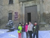 The Palace Of The Marquis Of Castejon