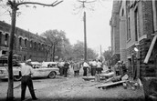 The church bombing