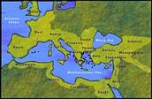 Refers to the time period from 27 B.C.E. to 180 C.E. in the Roman Empire.