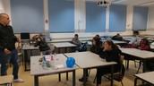 פעילות במרכז פיסיקה העירוני