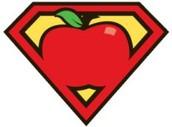 Panther Teachers are Superheros!