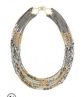 Relic Statement Necklace