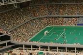stadion voor 5000