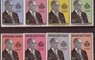Francois stamps