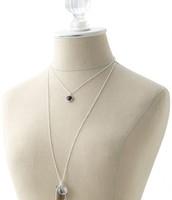 Trinity Necklace - silver