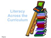 Multiple Literacy Strategies Provided by All Content Area Teachers