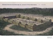 Boonesborough Fort