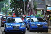 Cab firms hit by higher operating licence fees