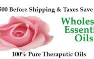 Wholesale essential oils