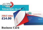 Print Your Business Cards Online at Fotosnipe UK