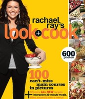 Rachael Ray's Look and Cook cook book