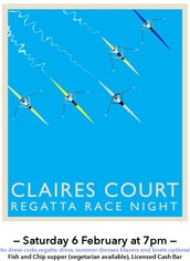 Regatta Race Night - Saturday 6 February