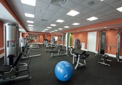 State of the art Gym and Yoga Room