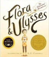 As a class we are currently reading the 2014 Newbery Medal winner!