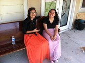 Celia & Gaby SantaCruz