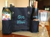 """""""Wine Bag"""""""
