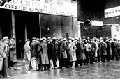 BREAD AND SOUP LINES