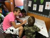 Child Development Class Visits
