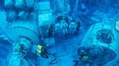 Training In Zero Gravity By Going Under Water