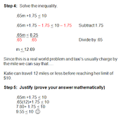 how can i solve an inequality