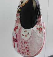 Bag designed by Selina Zubair