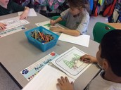 Learning about animal habitats