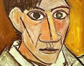 Picassos famous painting