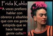 Una Frida Kahlo Cita