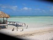 Beach at Cojimar, Cuba