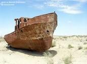 |  Aral Sea  |