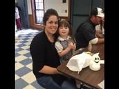 Parent Lunch Soeller Family
