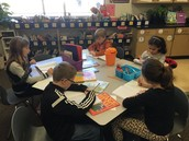 Writing our own Poetry!