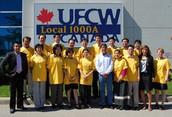 L'histoire de l'entreprise TUAC LOCAL 175 & 693 CANADA