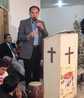 Pastor Riaz Arif