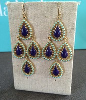 SOLD Seychelles Statement Earring - $22
