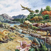 Dinosaur era