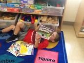 Explore Kindergarten Night