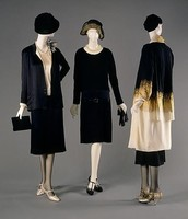 Coco´s main clothing line was for women suits