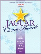 Medford Jaguar Choice Award Winners
