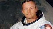 Neil Armstrong in 1969