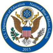 Memorial is a 2015 National Blue Ribbon Award