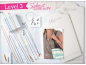 Level 3 JK Incentive $2,000+ in Sales!