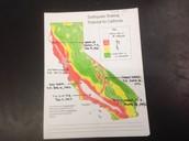 California Earthquake Risk Map