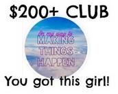 Sales 200+