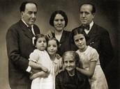 Familia de Antonio Machado