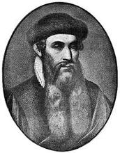 Who is Johann Gutenburg?