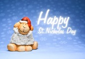 Happy st. Nichols day