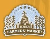 Doss Cafe News: SFC Farmer Visit and Veggie Tasting -- Thursday, April 2nd