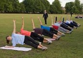 Join boot camp for one day or as many days as you'd like!