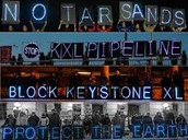 Keystone XL Pipeline- huge harm to the environment